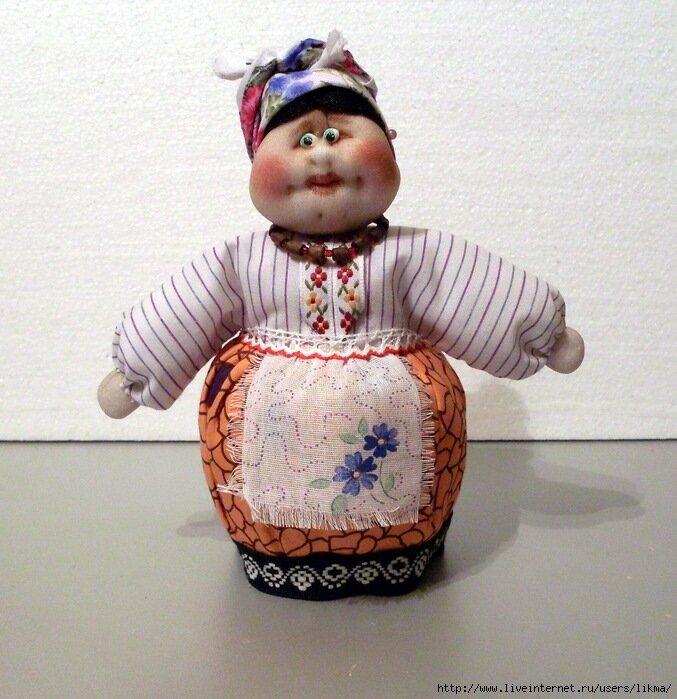 Кукла своими руками страна мастеров