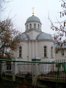 Церковь Иоанна Кронштадтского в Электростали