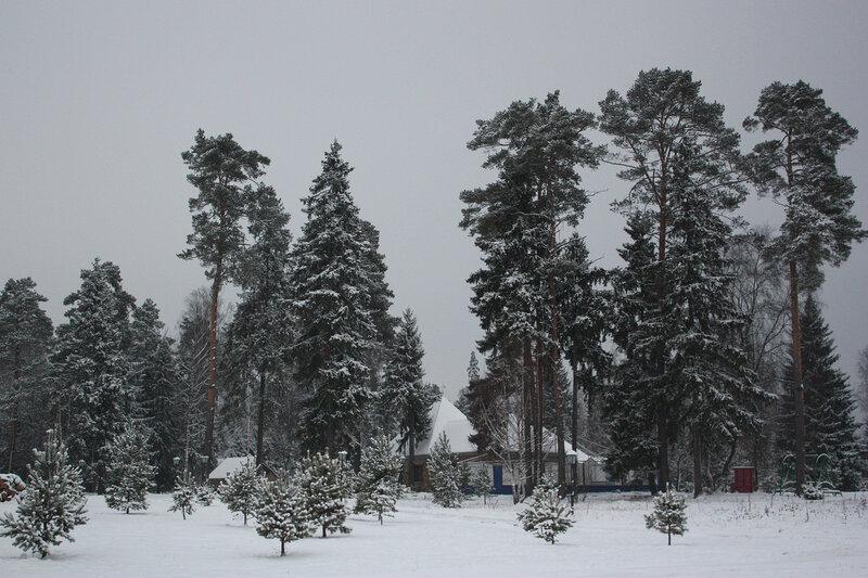 Зима в Авесте