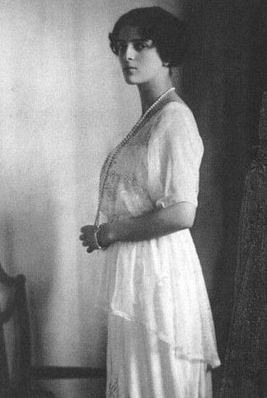 Княжна императорской крови Ирина Александровна