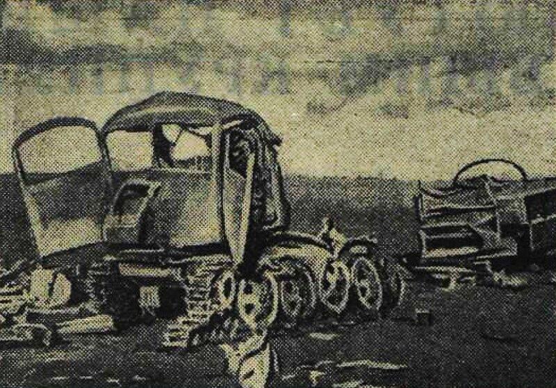 «Красная звезда», 9 сентября 1943 года, освобождение Донбасса, оккупация Донбасса