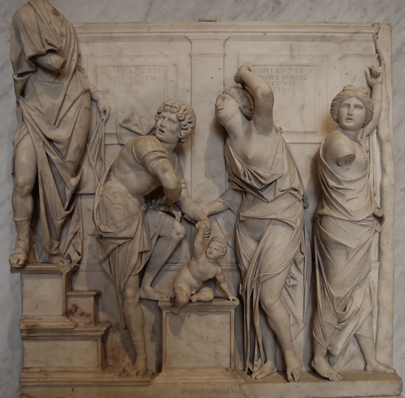 Le_Jugement_de_Salomon_-_Giovanni_Maria_Mosca между 1493-ё507 ум. 1574.jpg