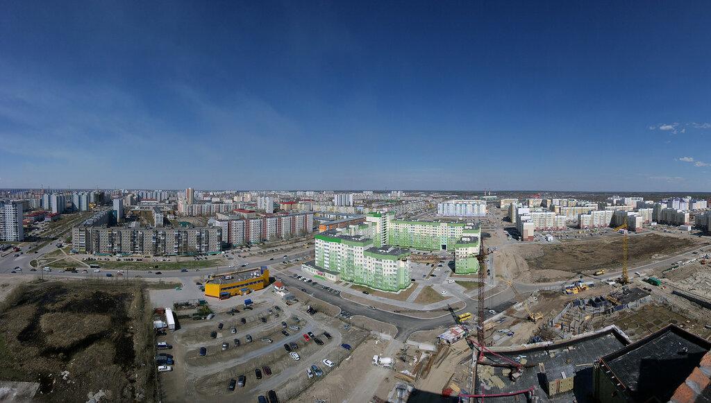 Панорамы Нижневартовска