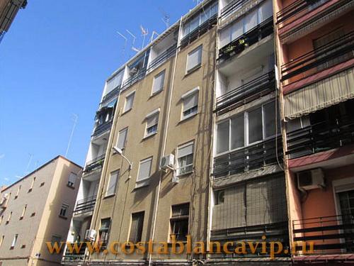 квартира в Valencia, CostablancaVIP, квартира в Валенсии, недвижимость в Испании, недвижимость от банков, недвижимость в Валенсии, недорогая недвижимость в Испании, Costa Blanca, квартира в Испании дешево, квартира около метро