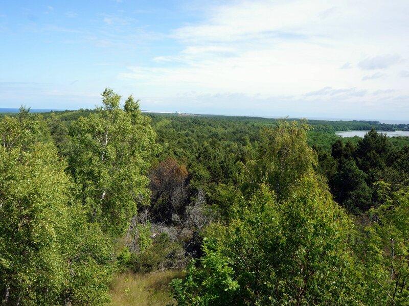 Вид с высоты Мюллера