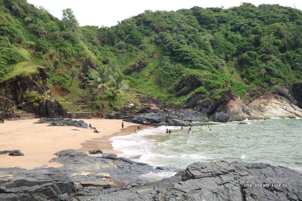 Paradise Beach в Гокарне