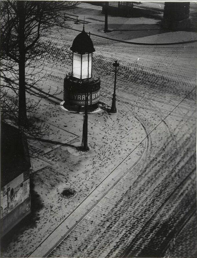1935. Снег
