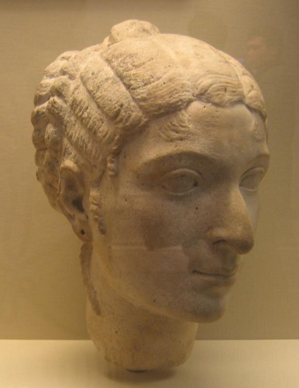 Портрет Клеопатры