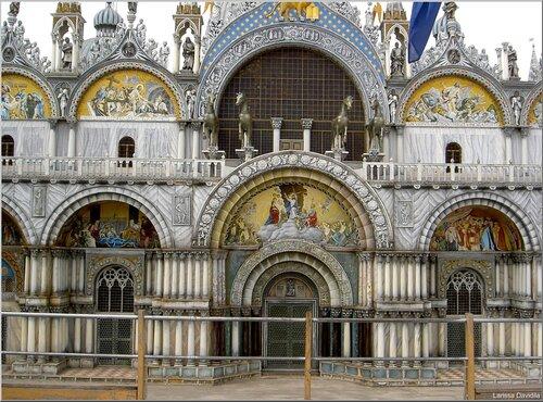 Собор Св. Марко.Венеция.