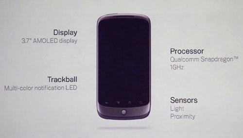 Google NexusOne. Крeстовый поход на iPhone. Обзор смартфона: характеристика и спецификация / цена / сравнение с Apple iPhone