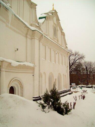 Киев. Печерская Лавра на Рождество