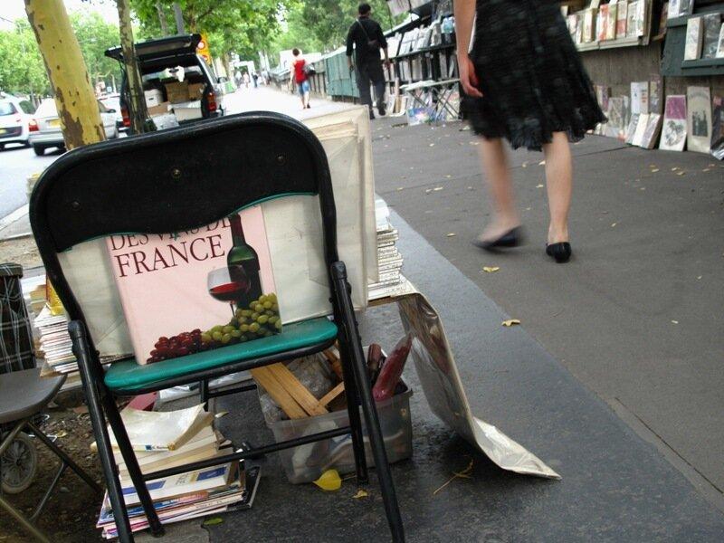 Париж, город, путешествие