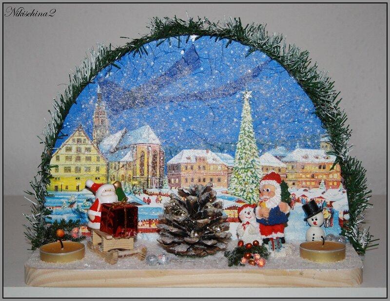 Еда на новый гПоделка к рождеству христову