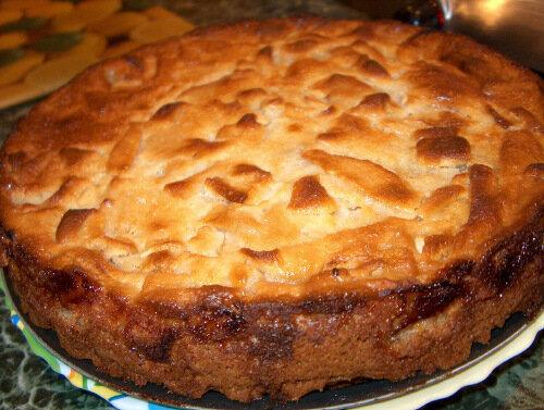 Яблочный тарт рецепт фото
