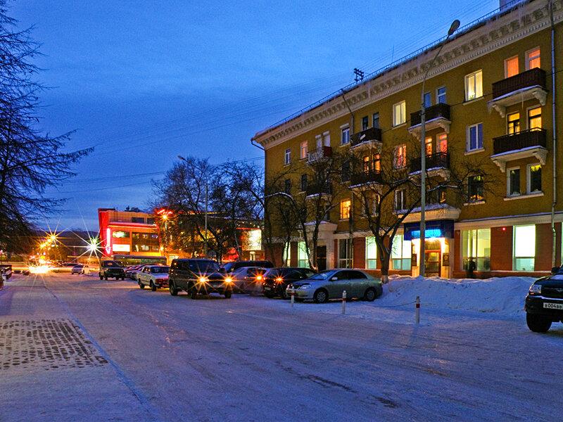 По улице Дзержинского
