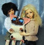 Куклы и игрушки, принадлежащие мне