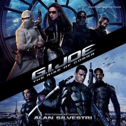 Score G.I. Joe: The Rise Of Cobra (2009)