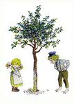 """""""Эмиль из Леннеберги"""" Астрид Линдгрен ,иллюстрации Михаила Бычкова."""
