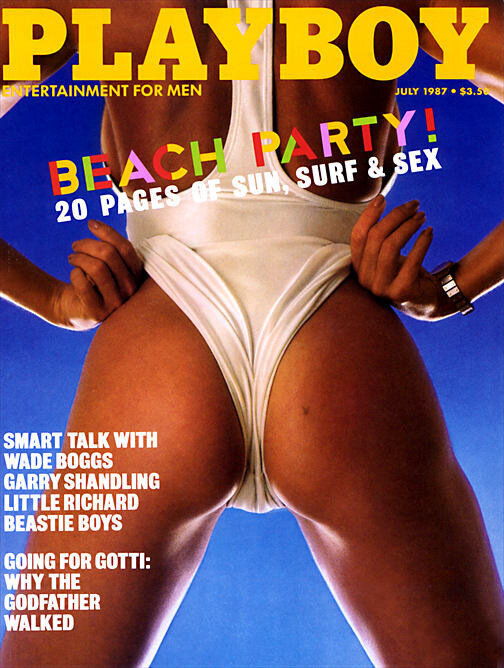 обложки журнала Playboy