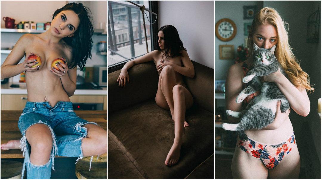Яркие женские образы на снимках Али Сареми