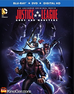 Justice League - Gods and Monsters (2015)