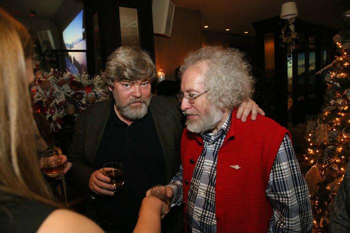 Алексей Венедиктов и Константин Ремчуков