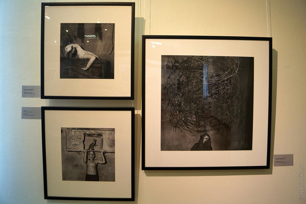 Выставка. Страна Теней. Фотографии Роджера Баллена 1982-2013 годов