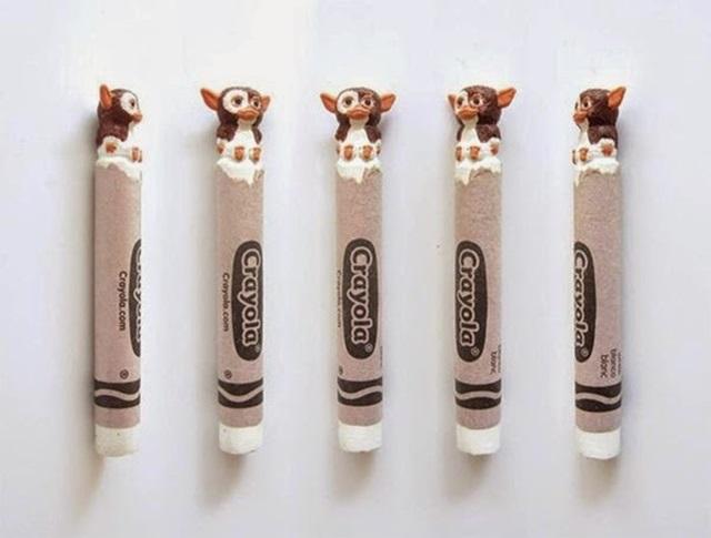 Известные персонажи, вырезанные на кончике карандашей 0 12d102 4b877bea orig