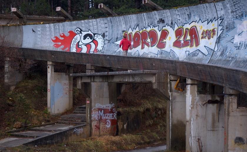 Как сейчас выглядит бобслейная трасса в Сараево после Олимпиады 84 0 141aa0 8bffd760 orig
