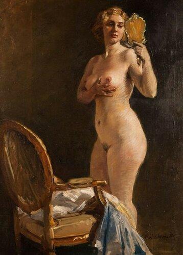 Miklos Mihalovits (1888-1960) - Hungarian artists