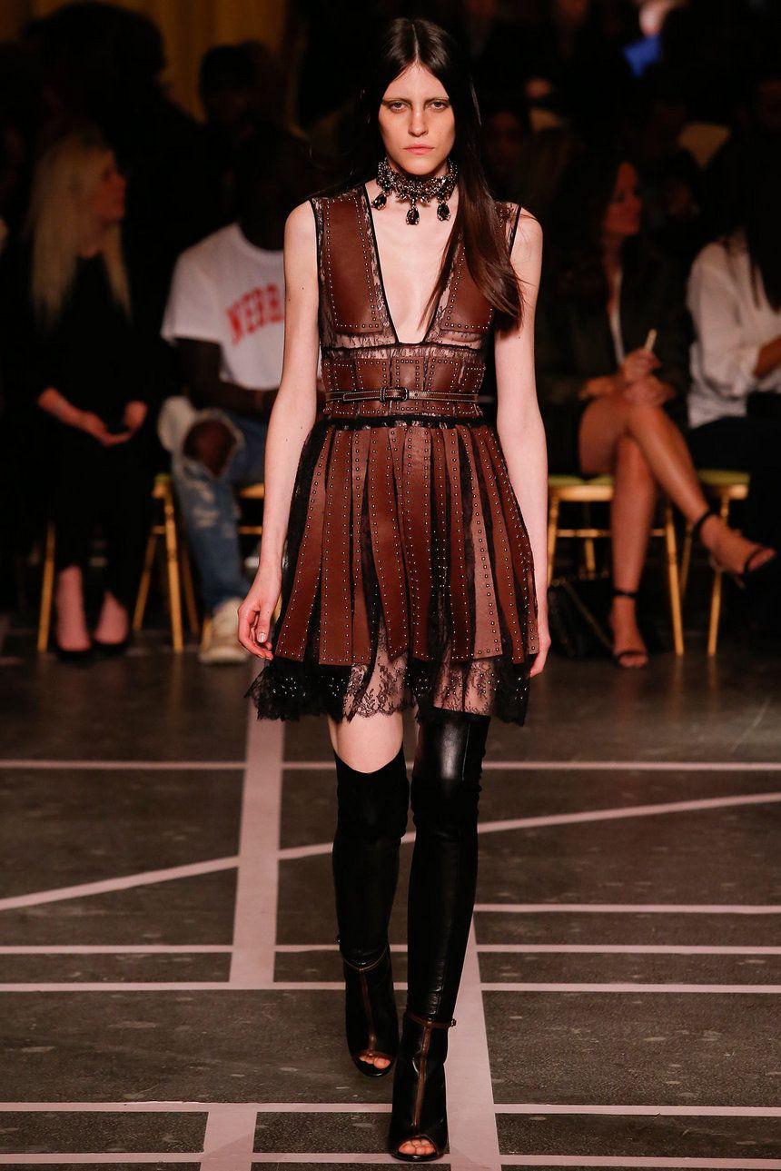 Givenchy. Весна-лето 2015