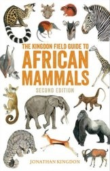 Книга Kingdon Field Guide to African Mammals