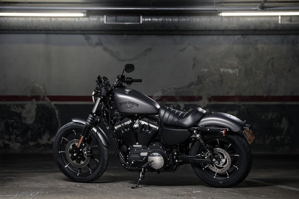 Компания Harley-Davidson регистрирует торговые марки «48X» и «Pan America»