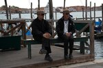 Венеция . Ожидание