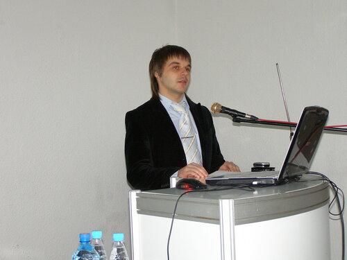 Валерий Хвалев, специалист по ИТ