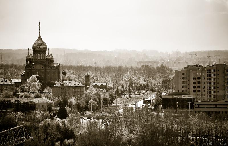 Kemerovo Russia SkyscraperCity