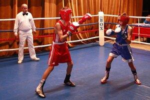 Турнир по боксу на Смоленской АЭС