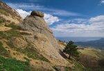 Крым. Долина привидений