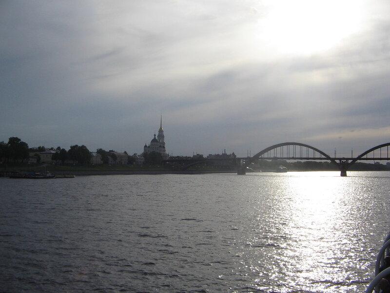 Круиз Нижний Новгород - Санкт-Петербург на теплоходе 'Кабаргин'