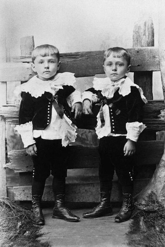 винтажные фото с детьми