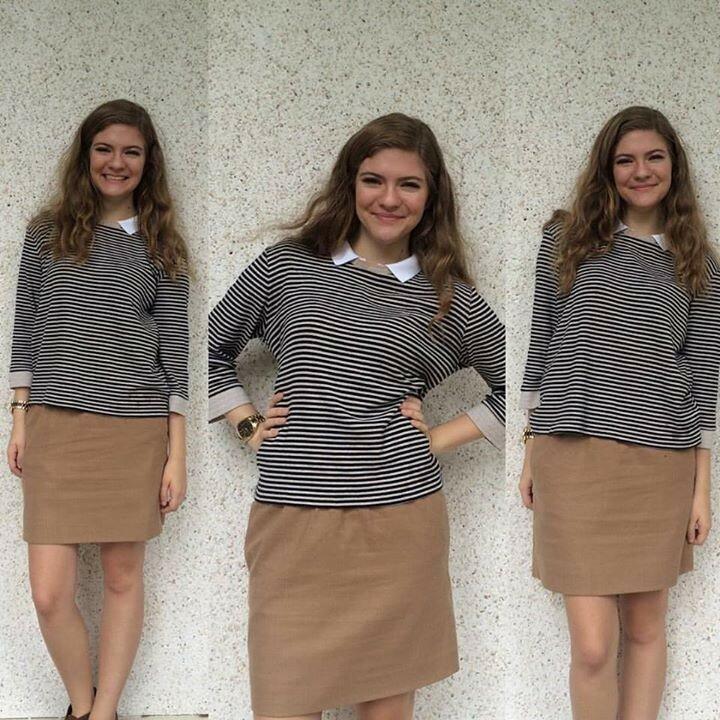 Какая должна быть длина школьной юбки