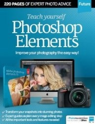 Книга Teach Yourself Photoshop Elements 2015