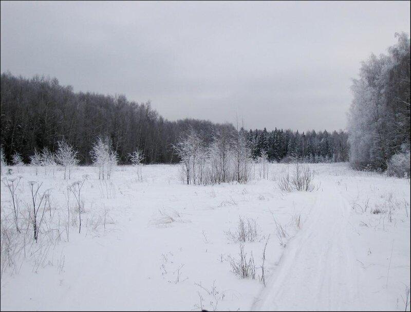 Проход к Закрытой поляне