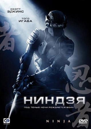 ������ / Ninja (2009/DVDRip/1400MB/)