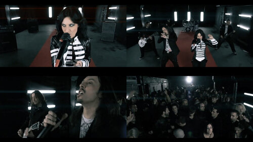 Lacuna Coil - I Won't Tell You (2010)