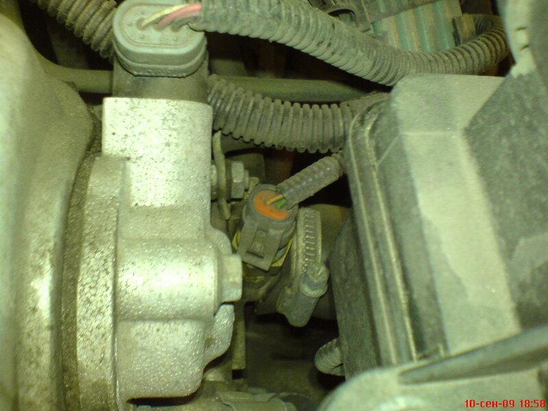 Фото №8 - причины вибрации двигателя ВАЗ 2110 на холостом ходу