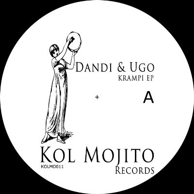 Dandi and Ugo - Krampi EP (2009)