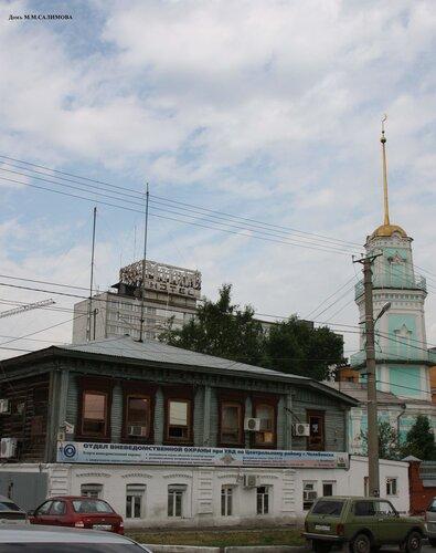 дом М.М.Салимова, Азiатская, 10