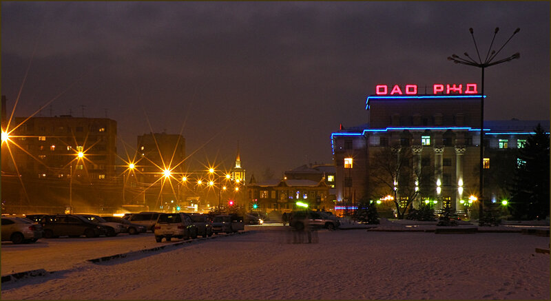 Вид с площади Революции