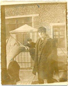 Школьный порог. 1972 г.